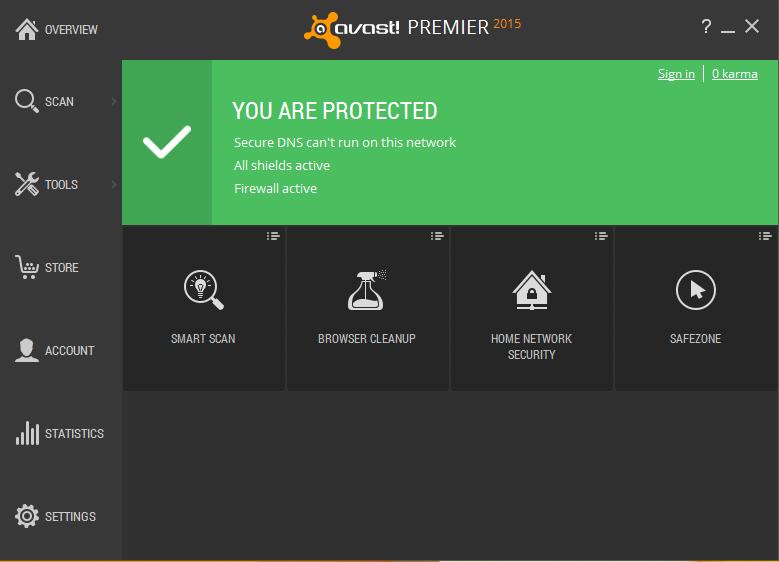 Avast Antivirus 2015 Crack & License Key - Ycracks