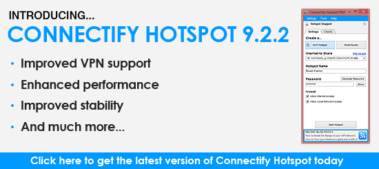 Connectify 9 Pro Plus Crack and Serial Key Download