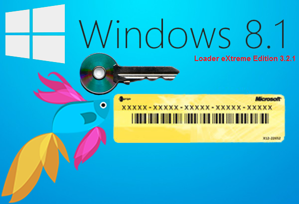 Windows 8.1 Loader by daz team 2020