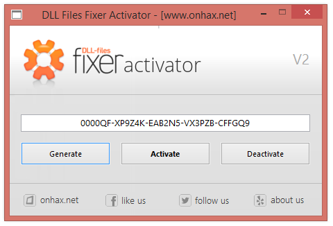 DLL files Fixer License Keys Free Download