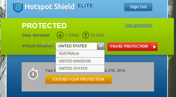 Download free hotspot shield elite for android | Free and