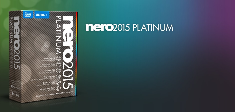 Nero 2015 Platinum Keygen Free Download