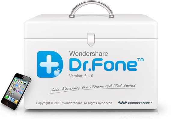 wondershare dr.fone for ios crack
