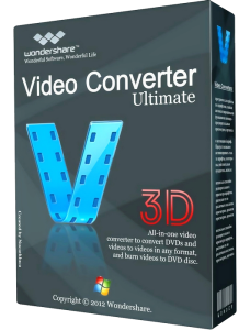 WonderShare Video Converter Ultimate 8 Serial Keys Free Download
