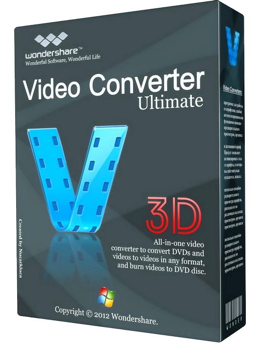 wondershare video converter crack key