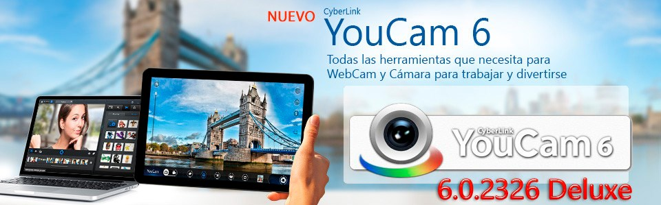 Cyberlink YouCam 6 Deluxe Crack Free Download