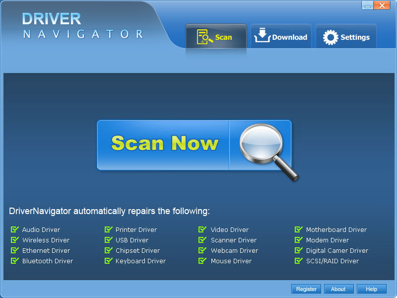 Driver Navigator 3.6.9 Free Download with License Key