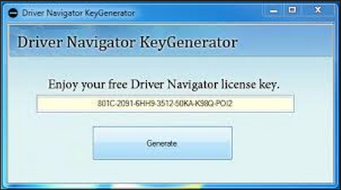 Driver Navigator Free Download with License Key
