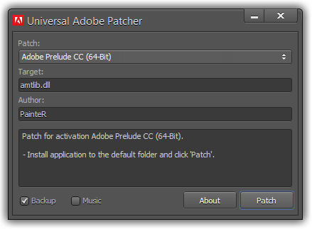 adobe universal patcher 2015 free download
