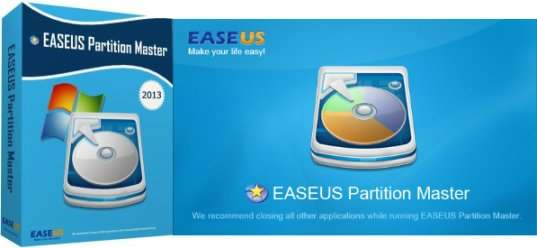 EaseUS Partition Master Serial Keys for All Editions