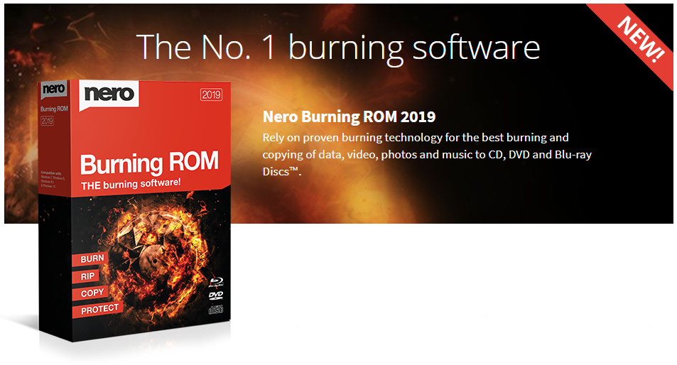 nero burning 2019