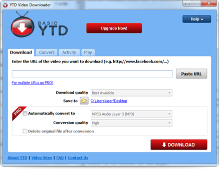 Youtube Video Downloader Pro Crack for All Versions