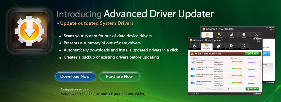 Advanced Driver Updater 2.7 Crack and Serial Key